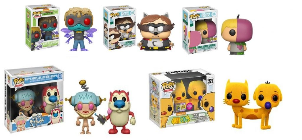 funko sdcc 17 animated