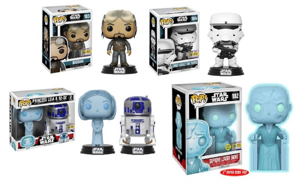 funko sdcc star wars