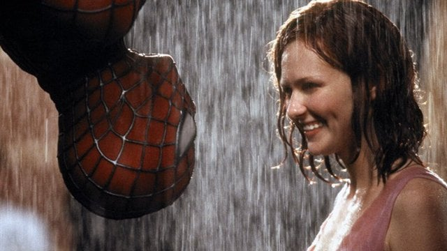 kirsten dunst spiderman MJ