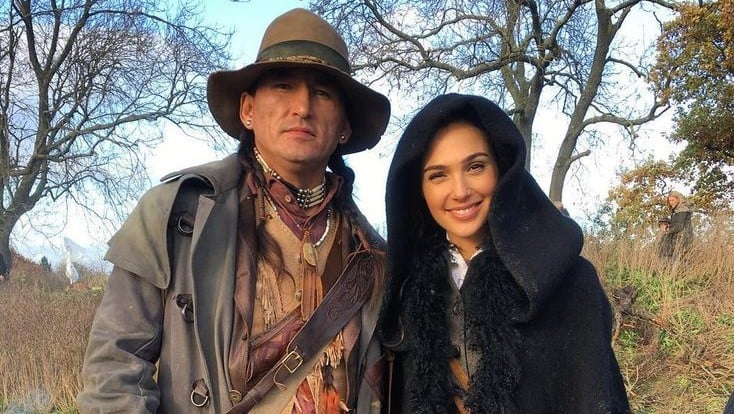 Wonder Woman and Chief