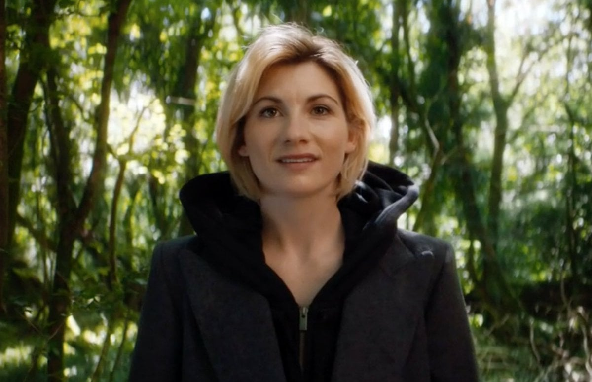 Russell T Davis comments on Jodie Whittaker casting