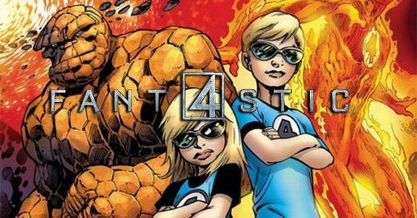 fantastic four kids