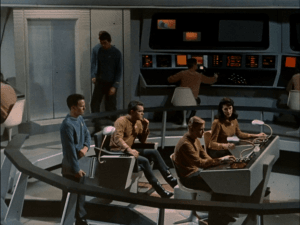 final frontier friday the cage