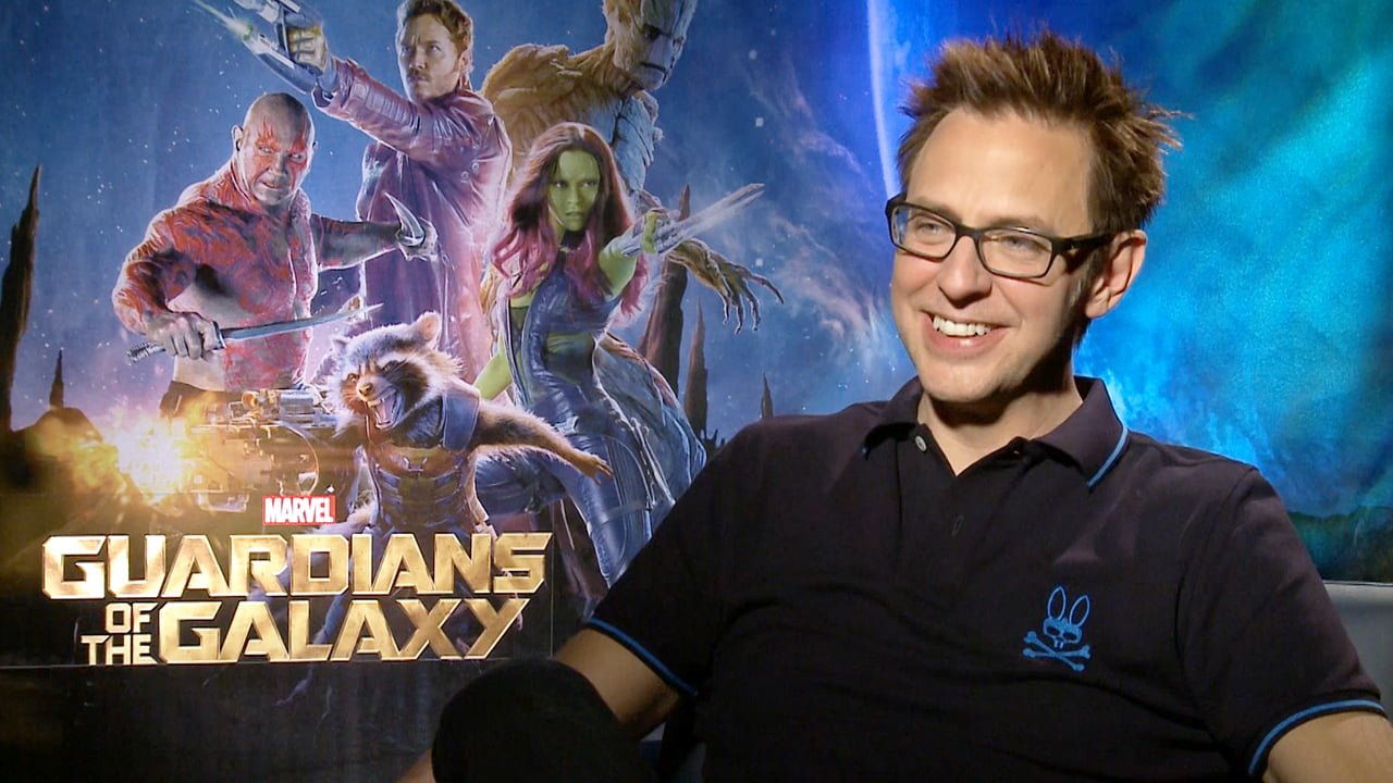 james gunn guardians of the galaxy vol 3