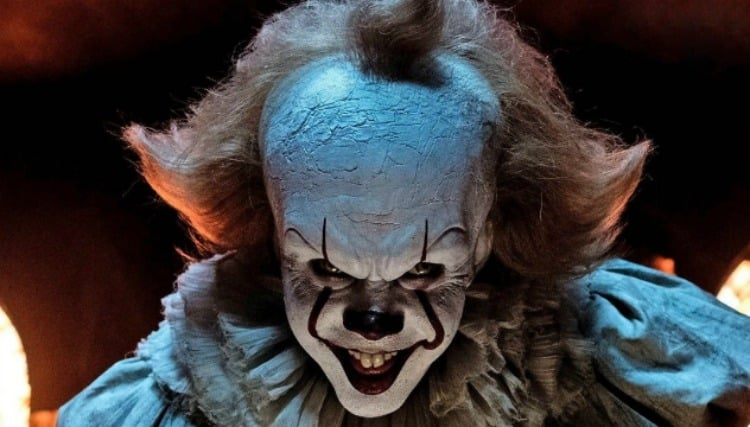 Pennywise IT sequel