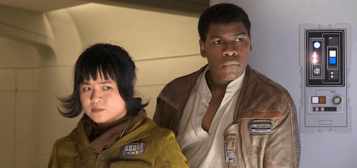 finn rose star wars last jedi