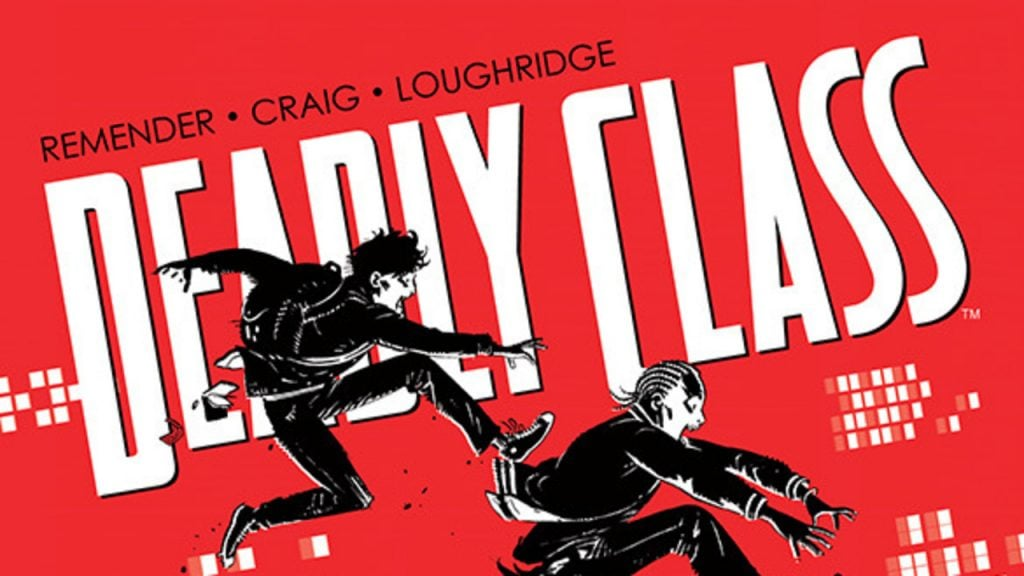 deadly class joe russo anthony russo