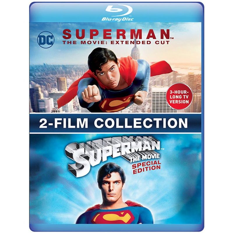 superman: the movie the extended cut