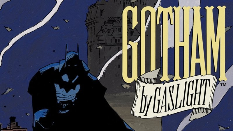 jim krieg gotham by gaslight