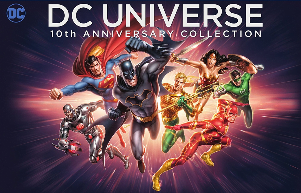 Bruce Timm On The Past And Future Of DC's Animated Films