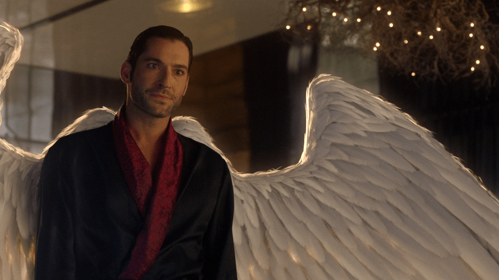 Lucifer: They're Back, Aren't They?