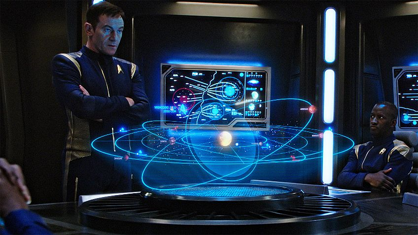 lorca jason isaacs star trek: discovery choose your pain