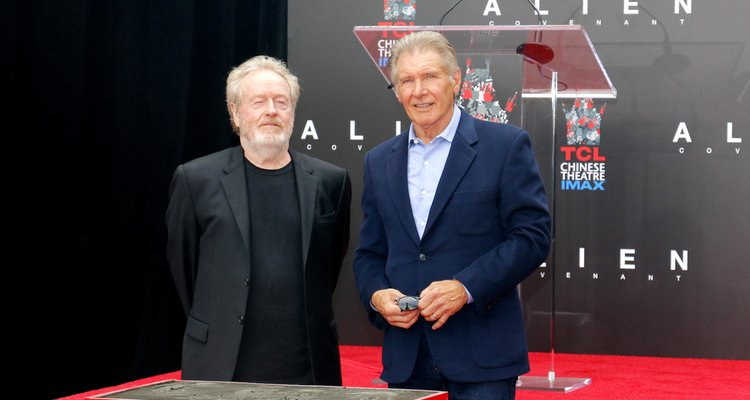 Ridley Scott Harrison Ford