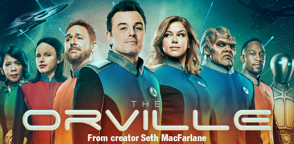orville NYCC 2017