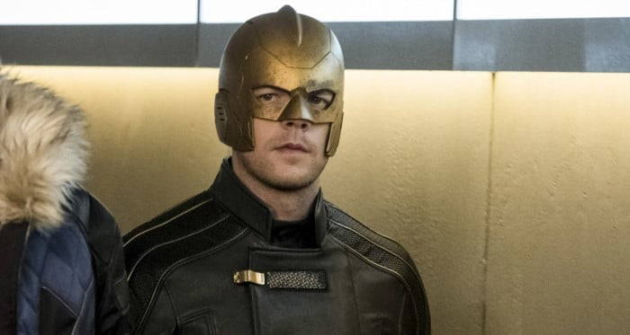 Crisis On Earth-X russell tovey
