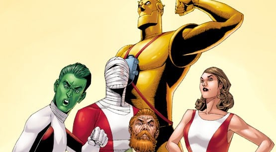 Geoff Johns Teases The Doom Patrol And Possibly Halo For Titans