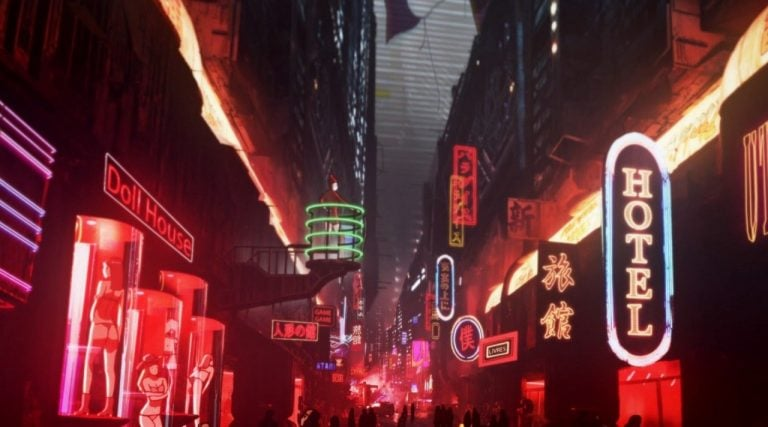 New Blade Runner Anime Series Being Developed For Adult Swim