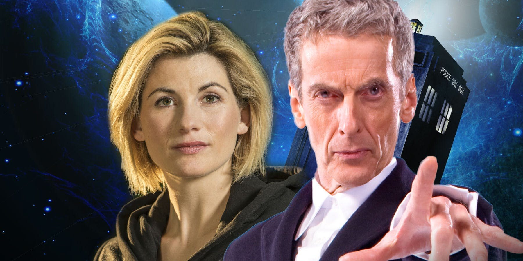 doctor who 12 and 13th doctors