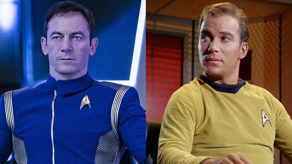 William Shatner Jason Isaacs