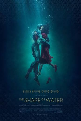 shape of water large poster