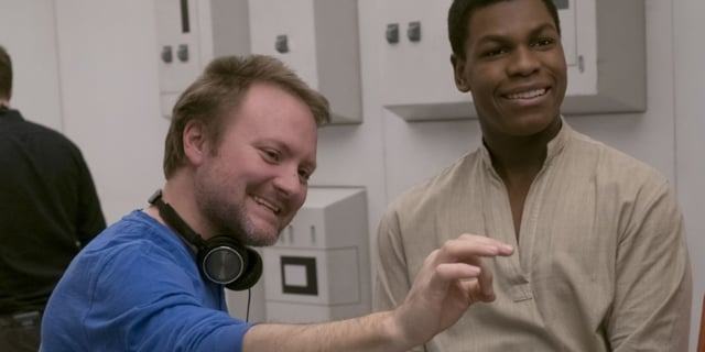 Rian Johnson 's Latest Comments Make His 'Star Wars' Trilogy Seem Less Likely