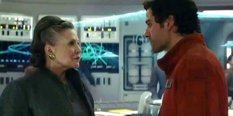 Oscar Isaac Promises 'Star Wars: Episode IX' Will Deal With Carrie Fisher's Passing
