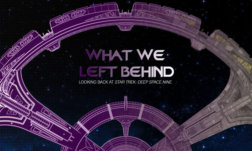 what we left behind deep space nine adam nimoy