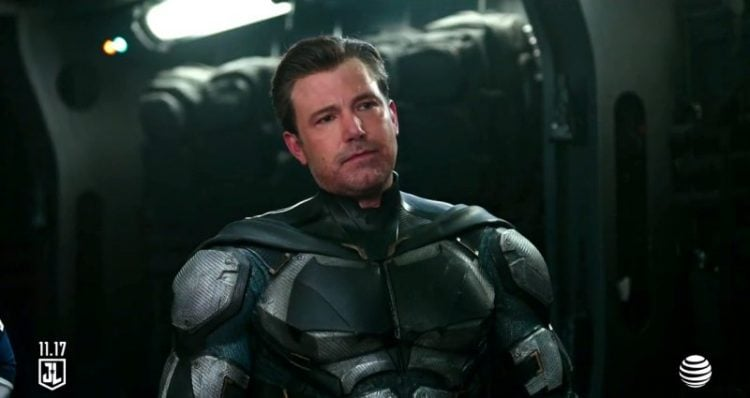 Ben Affleck Could Be Done Playing Batman