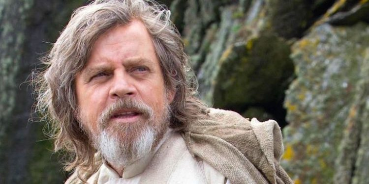 Luke Skywalker last jedi mark hamill