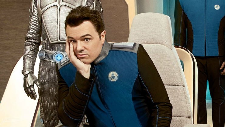 Seth MacFarlane Can't Wait For Audiences To Experience Season 2 Of The Orville