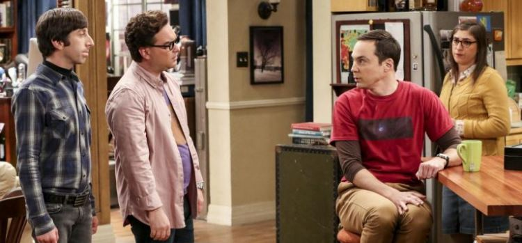 The Big Bang Theory bitcoin
