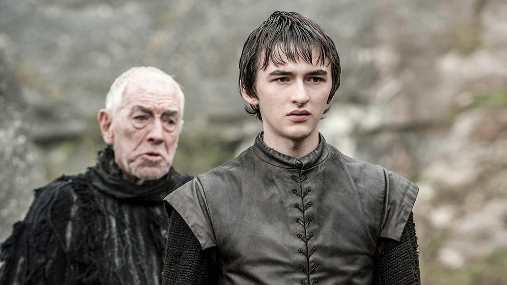 Game of Thrones Isaac Hempstead Wright