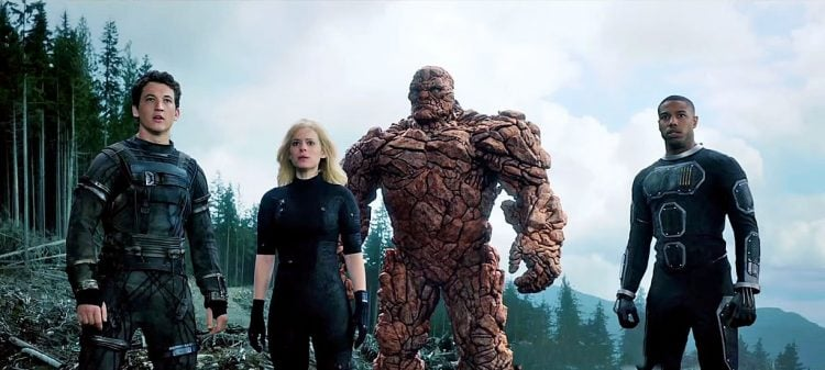 The Original Fantastic Four Script Would Have Given Us A Drastically Different Story