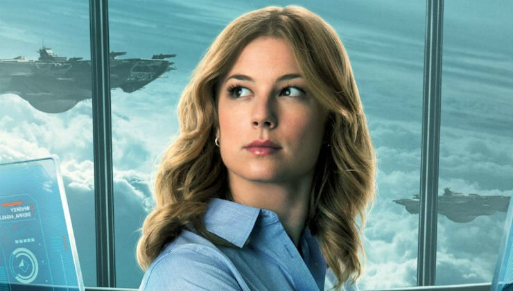 Emily VanCamp Sharon Carter