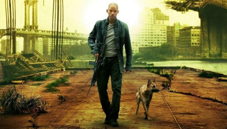 Francis Lawrence I Am Legend
