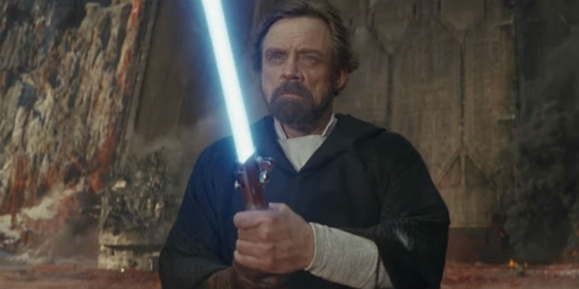 Luke Skywalker The Last Jedi