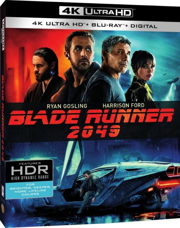 Blade Runner 2049 Blu Ray Review Are The Extras Worth It