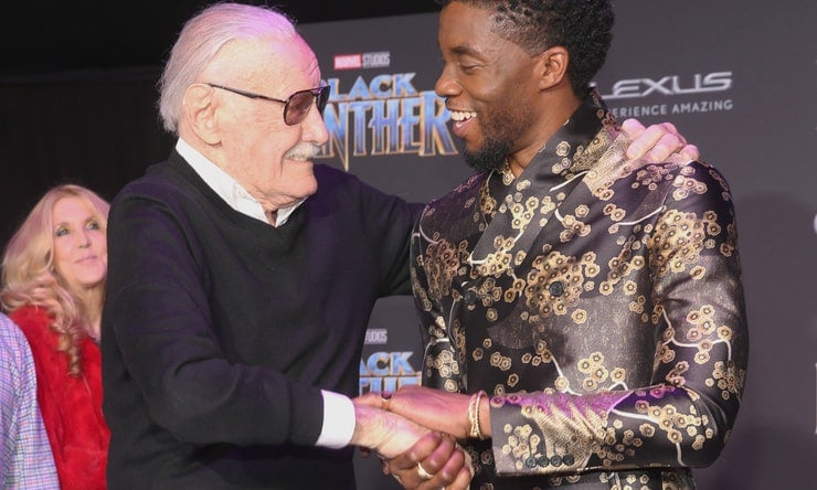 Stan Lee Black Panther