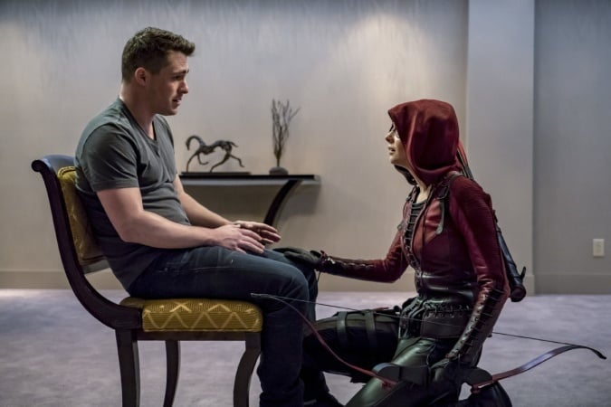 Arsenal Roy Harper Arrow