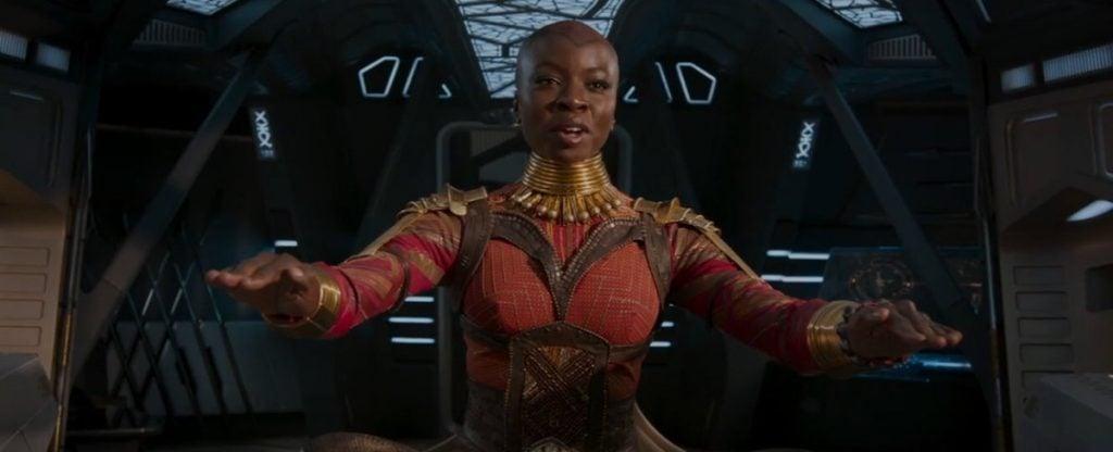 Okoye Black Panther
