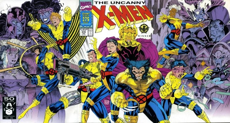 Rob Liefeld Suggests He'll Be Writing 'X-Men' For Marvel Again
