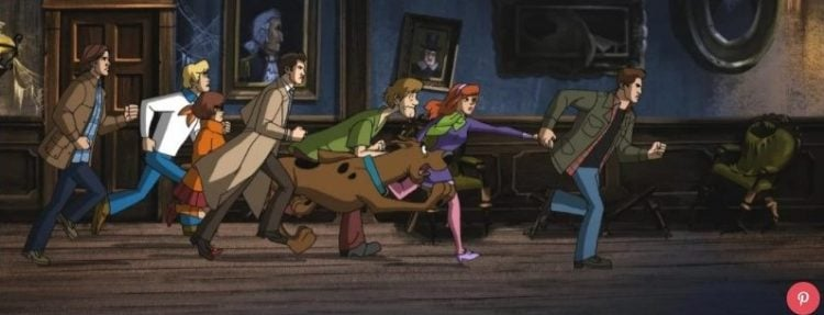Supernatural Scooby-Doo