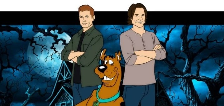 Hot Topic Supernatural Scooby-Doo
