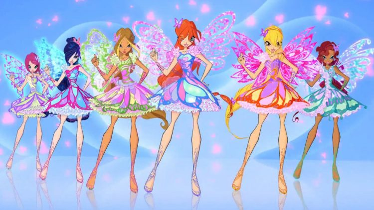 Netflix Is Turning Winx Club Into A Live Action Series