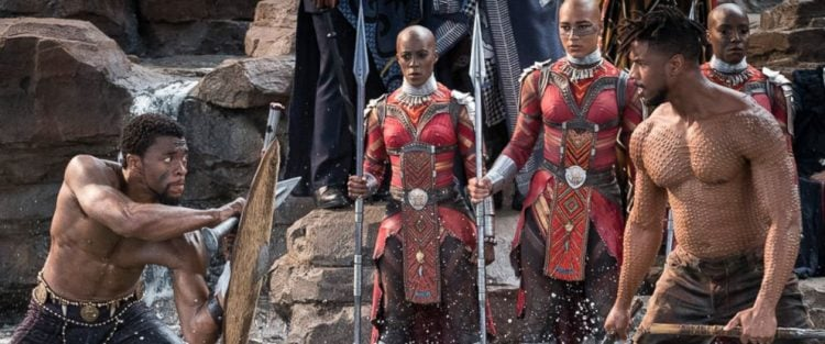Weekend Box Office Black Panther