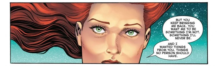 "Chris Claremont Wishes That Jean Grey Had ""Stayed Dead"""