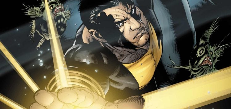 Hiram Garcia Shares Update On Black Adam Movie