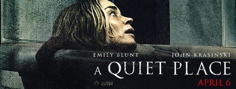 Weekend Box Office A Quiet Place
