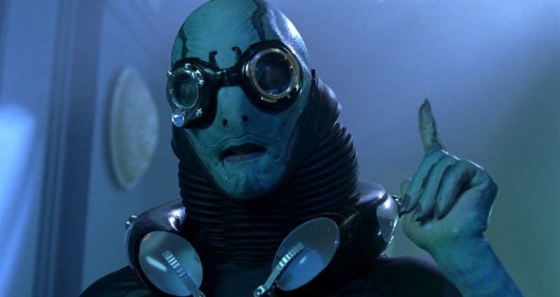 Doug Jones  Abe Sapien Hellboyo