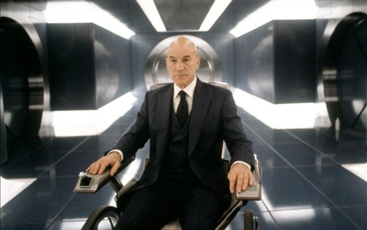 Patrick Stewart Back As Professor X